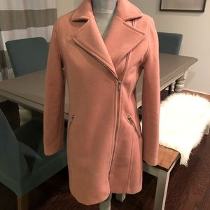 Sharp Soft Pink Peacoat